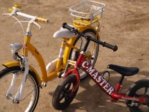 子供用自転車のサイズは何インチがおすすめなの?