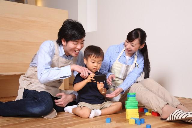 子育てアプリ