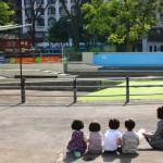 PM2.5から散歩中の子供を守れ!対策を紹介します