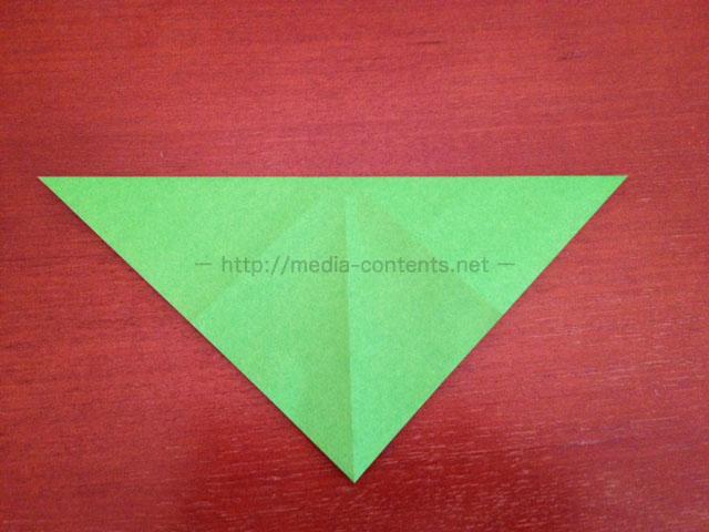 鶴の折り紙5