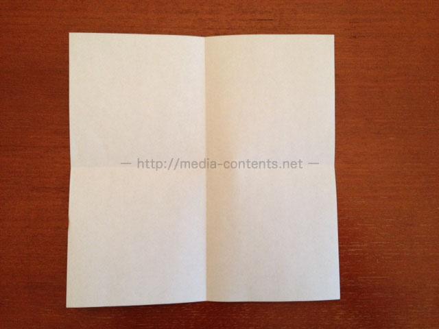 鶴の折り紙2