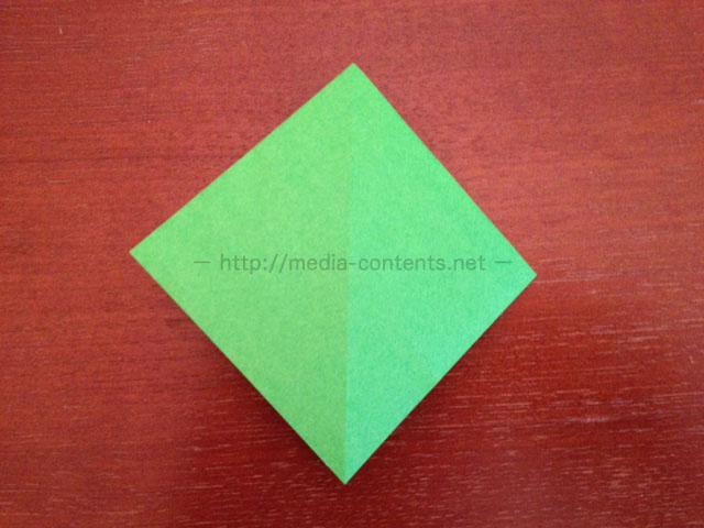 鶴の折り紙10
