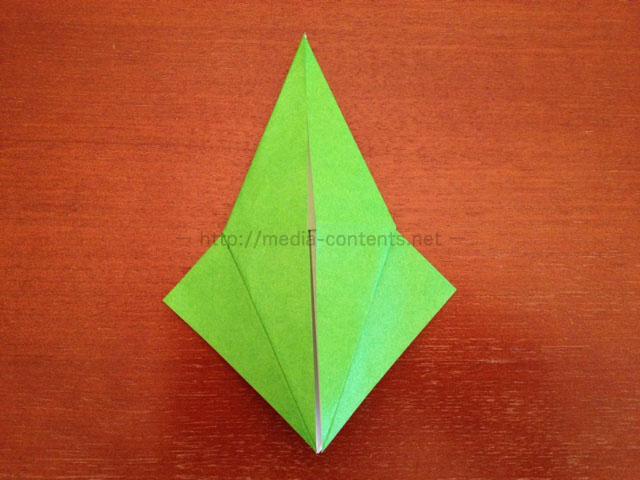 鶴の折り紙20