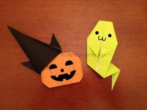 ハロウィンの折り紙の折り方まとめ♪簡単なものから立体まで!