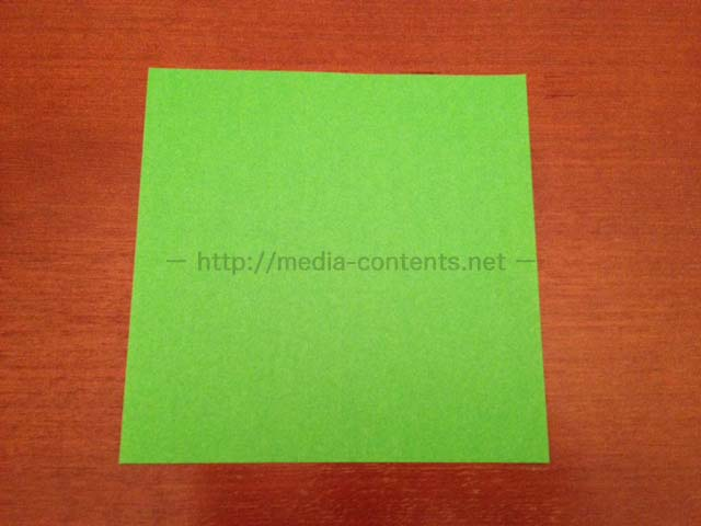 ハート 折り紙 折り紙ひまわり葉っぱ折り方 : media-contents.net