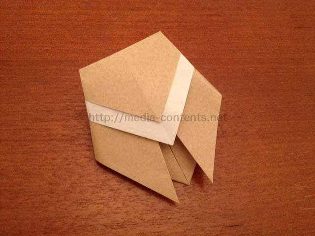 ハート 折り紙 折り紙 セミ 簡単 : media-contents.net