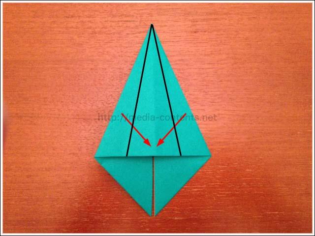 Christmas-tree-origami-7