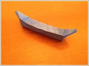 折り紙の船の折り方!立体的な細船と二艘船を作ってみよう♪