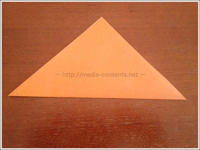 ハート 折り紙:折り紙 カブトムシ 簡単-media-contents.net