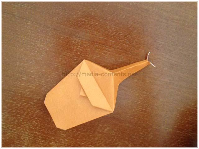 カブトムシの折り方!1枚の折り紙で簡単に表現できます♪