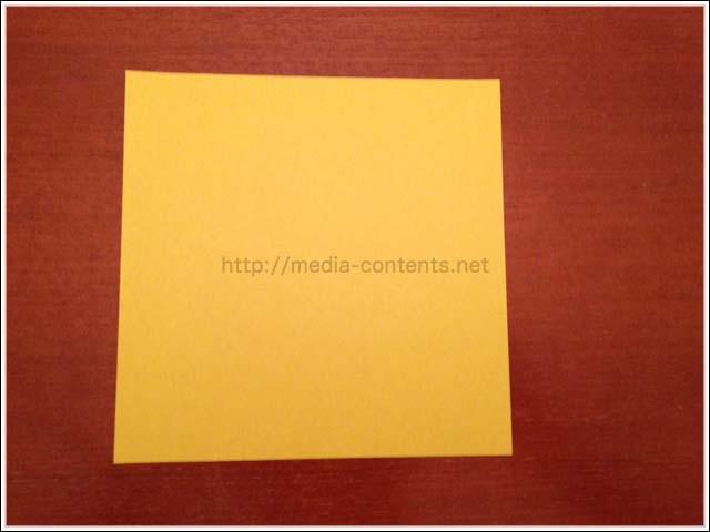 簡単 折り紙 折り紙 ひまわり 作り方 : media-contents.net