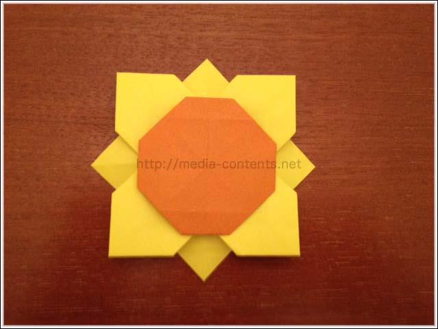 ハート 折り紙 夏の折り紙 簡単 : media-contents.net