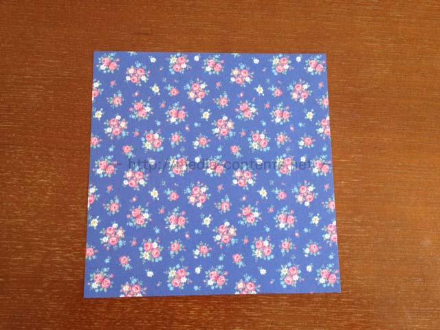 クリスマス 折り紙 折り紙傘の作り方 : media-contents.net