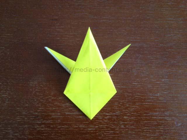 pikachu-origami24
